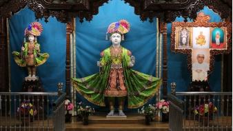 Ghanshyam Maharaj Darshan