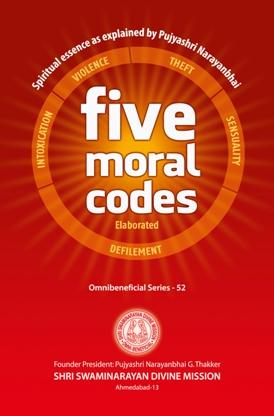 52 Five Moral Codes